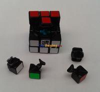10pcs/lot Moyu Weilong 3x3 speed cube twist puzzle magic cube toy free Shipping