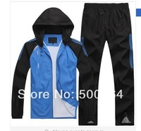 2014 New Brand Men Fashion Sportswear Coat Spring Autumn Sports Tracksuit Leisure Jogging Sport Suit Hoodies Sweatshirts for men