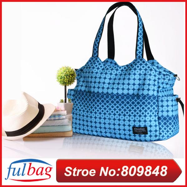 Babies Diaper Bags Cute Baby Bag Best Mom Bags Tote Baby Bags Fabulous Handbags Free Shipping -Fulbag FBM031C(China (Mainland))