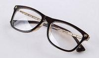 Plain mirror fashion black glasses 9260 10  10pcs