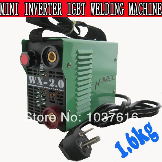 New protable DIY IGBT inverter DC hand arc mma welding machine/welding equipment /welding tools welder(China (Mainland))
