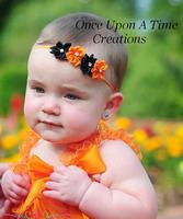 Baby Girls Satin Ribbon Flowers Headbands Triple Flower Elastic Hair Band for Newborn Infants Photo Prop Kids Hair Accessories