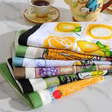 tea towel promotion