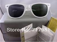 Free shipping 2014 men women fashion RB2140 wayfarer sunglasses retro ray designer sunglass with box