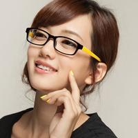 Ultra-light full frame tr90 myopia frame eyeglasses glasses frame black glasses male Women lenses