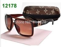 Metal sunglasses fashion colorful large sunglasses sun glasses vintage sunglasses