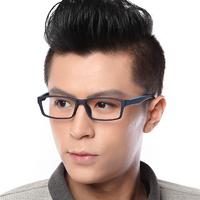 Glasses ultra-light full frame tr90 finished products myopia frame eyeglasses glasses frame black glasses male Women