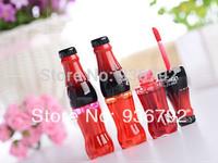 3 PCS/lot New 2014 Arrival Makeup 3 Colors Gourd Bottom waterproof Rose Lipstick Make up cosmetics tint lip gloss