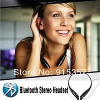 HBS & headset 730 Wireless Sport Bluetooth Stereo Headset Neckband Earphone Hand free for iPhone lg samsung Lenovo +Free DHL