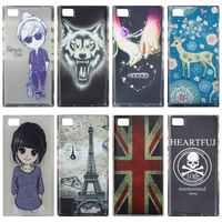 Millet 3 phone case colored drawing cartoon mobile phone case protective case protective case m3 shell