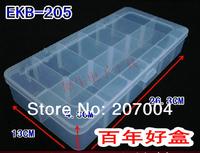 12 Grid PP Plastic Component Box Storage Box Can Split EKB-205 (Centennial Good Box)