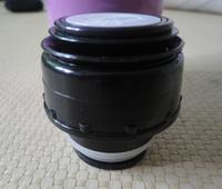 black leak-proof bullet lid