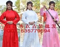 Costume hanfu in clothing capris underwear 100% cotton white national clothes costume in clothing capris skirt
