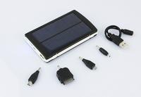 Cargador Solar Universal de 10000mAh Portatil con alta capacidad  para Celulares