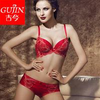 Embalmed gujin red underwear bride sexy waist pack Women beauty care trigonometric panties 1a838