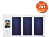 (3W) film solar bag/ solar folded bag solar charger /solar mobile power supply
