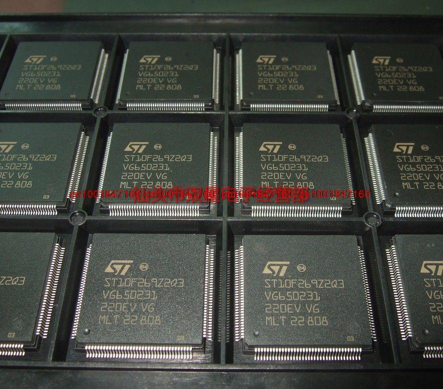 Цена ST10F269Z2Q3