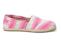 pink umbrella stripe classics