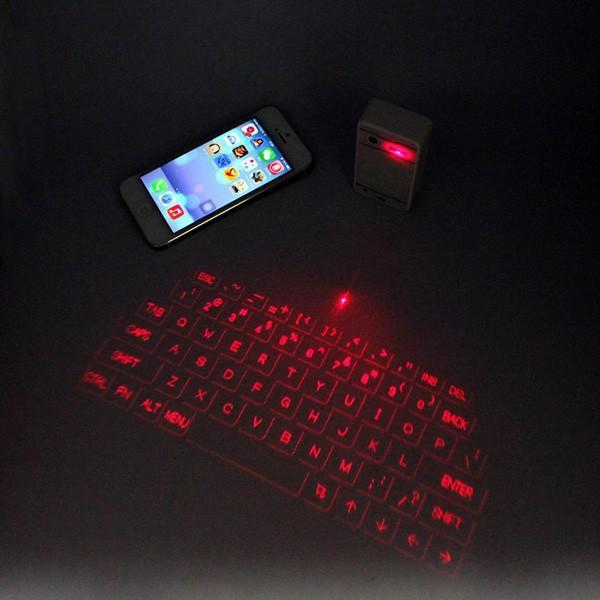 projected keyboard