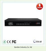 Free Shipping Onvif H.264 Full Realtime 9CH NVR Cheap NVR
