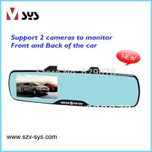 popular rear view mirror gps navigation