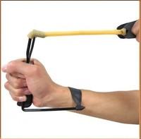 Powerful Folding Wrist Sling Shot Slingshot Outdoor Hunting High Velocity Brace gift for boy