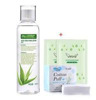 Natural aloe vera jplus water moisturizing 180ml moisturizing