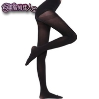 Jcode abdomen drawing stovepipe functional socks rompers fat burning stovepipe pantyhose basic