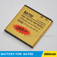 Original Replacement 2680mAh BA700 Battery For Xperia ray ST18i Neo V MT11i Pro MK16i Vivaz 2 Batterie Bateria Batterij AKKU PIL