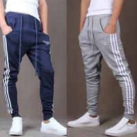 2014 real new spring boy sweatpants, male thin causal sports pants, leisure trousers men's cotton brand pants,harem pant m-xxl