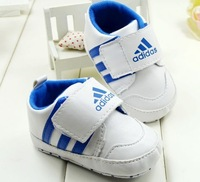 fashion baby pu first walker/ kids Shoes 0404-2