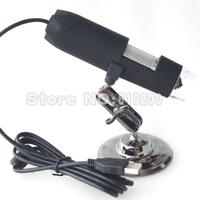 Free shipping NEW 50/800X USB Digital Microscope usb microscope Endoscope 8-LED FOR Electronic circuit maintenance/measurement