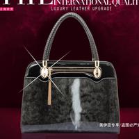 Bags 2014 women's genuine leather handbag fashion first layer of cowhide handbag women's one shoulder bag