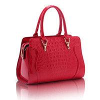 Women's big bags 2013 women's handbag autumn and winter fashion crocodile pattern fashion shoulder bag messenger bag
