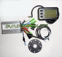 36V E-bike LCD display  for e-bike LCD panel