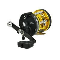 Free shiping, Fishing round boat fishing reel CT300, CT100 drum stainless steel bearing trolling Reel
