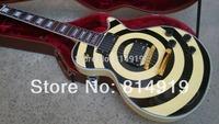 NEW Zakk Wylde bullseye black EMG Active pickups 81 /85 With 9V  Battery  Electric Guitar In Stock Free Shipping