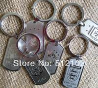 Football Fans Crafts Supplies Birthday Gift Souvenir Keychain
