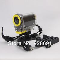 "2014 Newly Sport Digital Sport wi-fi  Camera 2.0""TFT Touch Screen mini DV camcorder 5.0MP Full HD 1080P Free Shipping"