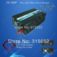 500W DC to AC 24V 220V Motor Pure Sine Wave Inverter