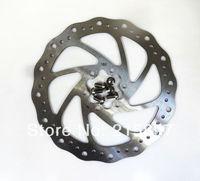 1 pcs Bike Disc rotors bicycle brakes disc brake rotor 180mm + 6 pcs Ti Tianium Bolts Free Shipping