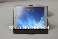 Wholesale! PU Leather Cover For Apple iPad mini ipad mini Tablet Smart Case For iPadmini Cover Stand Case Free Shipping