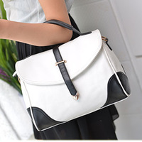 free shipping 2014 new national wind retro classic shoulder bag single arrow England College Wind messenger bags P10
