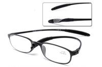 Reading Glasses Presbyopic Lens TR90 Frame+1.0 +1.5 +2.0 +2.5 +3.0 +3.5 Blac
