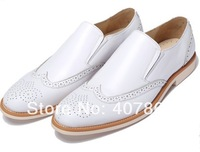 free shipping new style Leather groom wedding shoes, leisure shoes