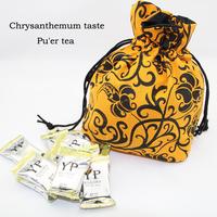 Gift Packing! Ripe Puerh Cha Gao Ball 200g shu cha, the tea, puer tea chagao, chrysanthemum taste, tea cream lose weight