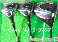 """2014 Hot New Golf Clubs 9.13 D3 (3pcs/lot) driver10.5 loft .13F 3""""/5""""Woods.R/S shaft,With Club head covers and EMS Free Shipping"""