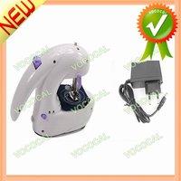 Mini Manual Electrical Sewing Machine Purple + White, Free Shipping, Dropshipping