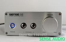 SENSE HIFI Exquis G5 12AU7 tube amp class A headphone hybrid TIP3055 amplifier(China (Mainland))