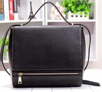 B1559 Hot 2014 Fashion Women Genuine Leather Handbags Brand Cowhide Handbag One Shoulder Satchel Messenger Bag Totes